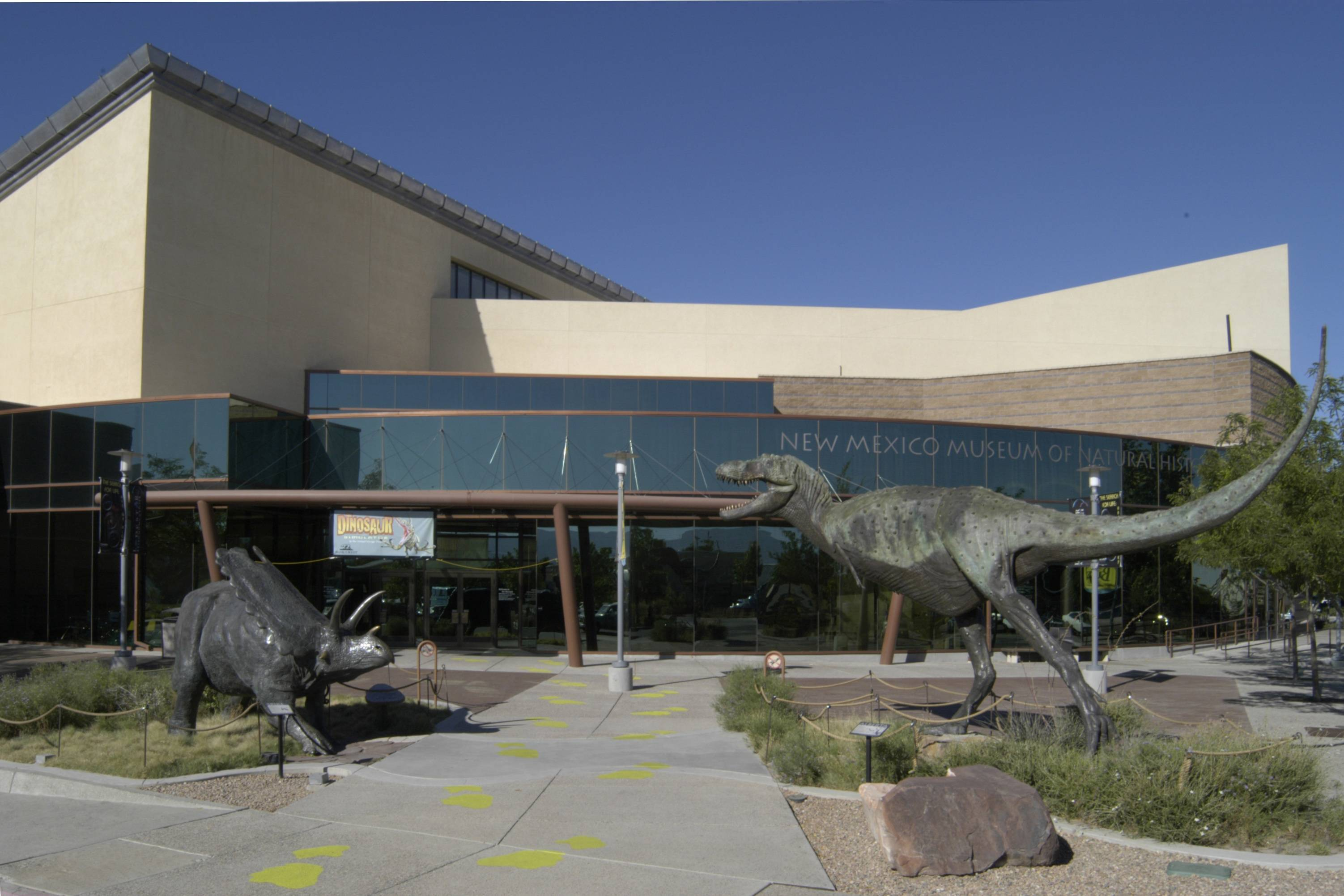 Natural Science And History Museum Albuquerque